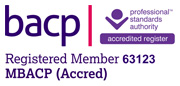 British Association for Counselling and Psychotherapy Accredited