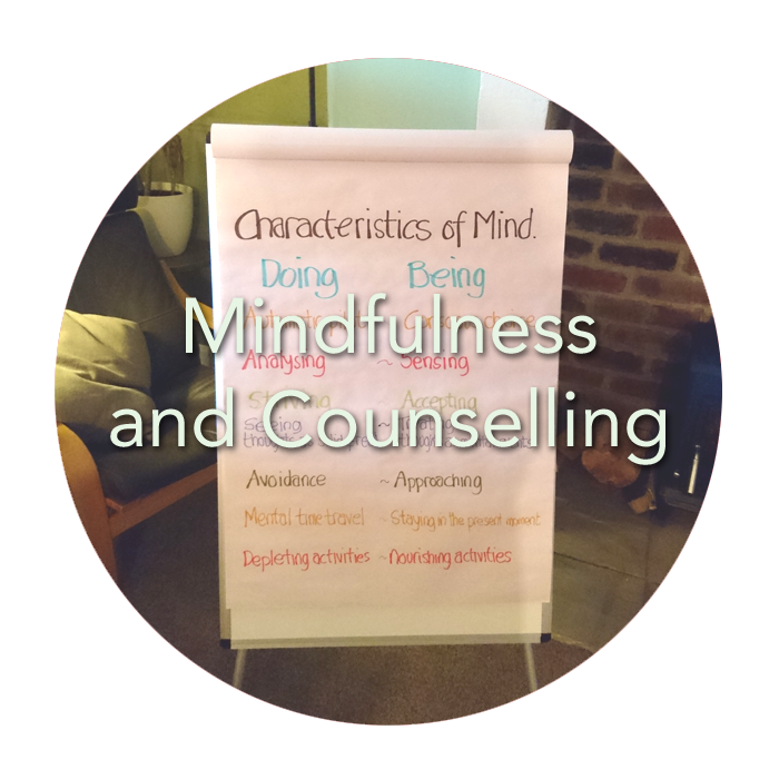 Mindfulness and Counselling