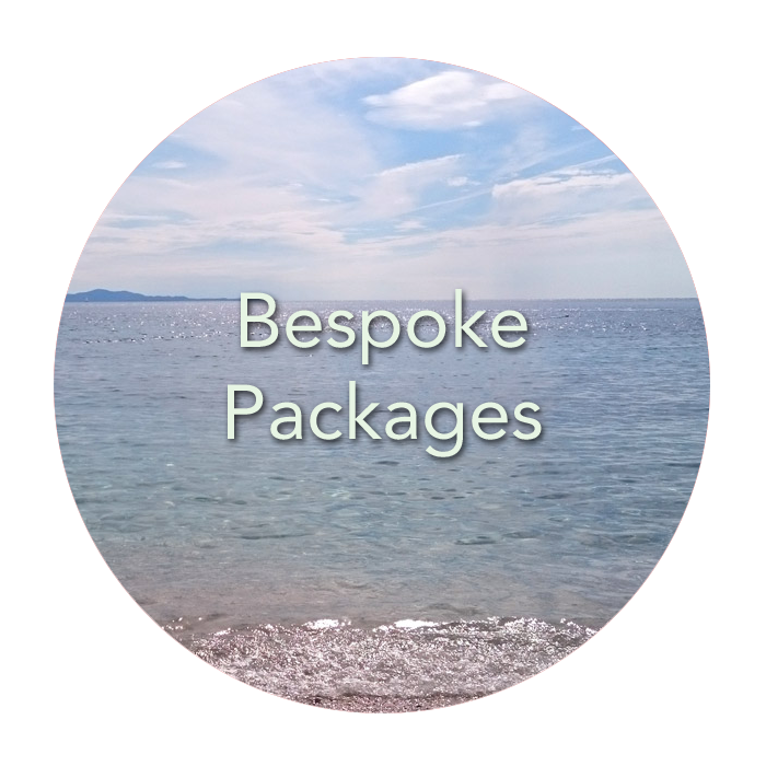 Bespoke mindfulness training packages, for up to 5 people.